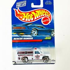 Hot Wheels Mattel Rescue Ranger Bomb Squad 1048 22419 1998