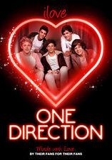 I LOVE ONE DIRECTION - DVD - REGION 2 UK
