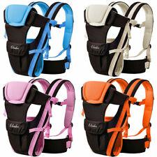 Newborn Baby Carrier Breathable Ergonomic Adjustable Wrap Sling Backpack Kids Ns