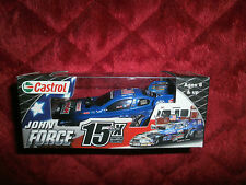 JOHN FORCE 15x FUNNY CAR CHAMPION ACTION RACING COLLECTABLES