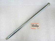 Kawasaki NOS NEW  41068-1168 Axle L=368 KLT KLT250 Prairie 1983-85