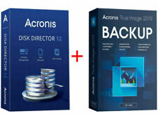 Acronis Disk Director 12.5 & Acronis True Image 2019 (boot) LIFETIME License Key
