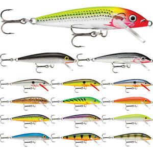 Rapala Original Floating 07 Fishing Lure