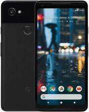 Google Pixel 2 XL  Unlocked 128GB Just Black   >> 10/10 CONDITIONS <<