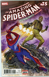 Amazing Spider-Man #25 (Marvel 2017)   1st Superior Octopus   Osborn Identity