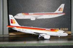 Gemini Jets 1:200 Iberia Airbus A320-200 EC-JSK (G2IBE057) Die-Cast Model Plane