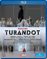 CLASSICAL V.A.-PUCCINI. G.: TURANDOT-IMPORT BLU-RAY WITH JAPAN OBI O80