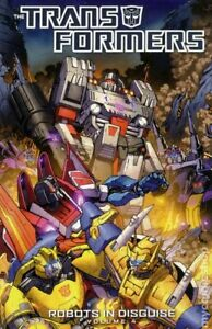 Transformers Robots in Disguise TPB 1st Edition #4-1ST NM 2013 Stock Image