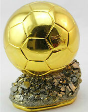 World Cup golden globe model year Trophy One Footballer award Souvenir fans