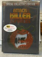 Attack of the Killer Tomatoes DVD Special Collector's Edition  RARE NEW BONUS CD