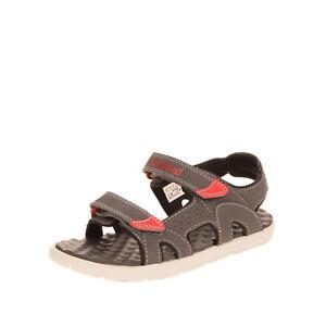 TIMBERLAND Sporty Slingback Sandals EU 33 UK 1 US 1.5 Sanitized Sole Logo