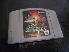 NINTENDO N64 JAP: STARFOX 64 (LYLAT WARS)