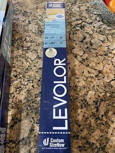 LEVOLOR 24 x 72 Sand Light Filtering Cordless Cellular Shade Blind 0056400
