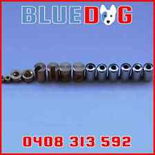 Cable Ends Assorted Throttle Nipples Solder Type 14 pieces