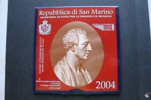 2 EURO SAINT MARIN 2004