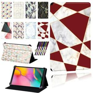 Printed Smart Stand Case cover For Samsung Galaxy Tab A 10.1 / 8.0 / 9.7 / 7.0