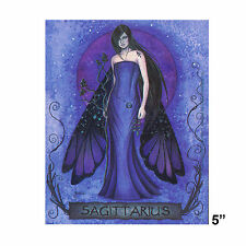 STICKER - Jessica Galbreth Fairy Sagittarius Horoscope Astrology Zodiac SD37