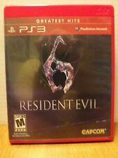 Resident Evil 6. Greatest Hits. PS3