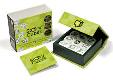 Rory's Story Cubes Voyages Theme Dice Picture Game 9 Cubes Story Telling Time