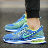 Mens MAX Air Cushion Sneakers Running Gym Casual Athletic Breathable Light Shoes