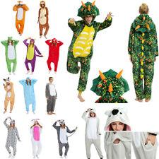 Unisex Adult Kigurumi Animal Character Costume 1Onesie1 Pyjamas Onepiece Cosplay