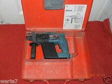 BOSCH GBH 24 VRE PROFI-Akkubohrhammer+Akku+Koffer,FUNKTIONSFÄHIG,guter Zustand