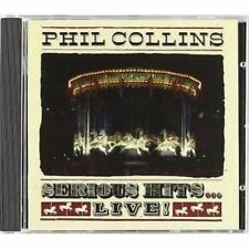 CDs de música pop rock Phil Collins
