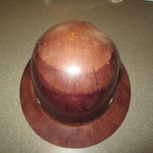 Vintage MSA Skullgard Hard Hat.