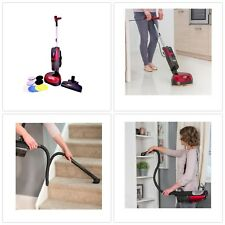 Steam Vacuum Mop Scrubber Polisher Cleaner Heavy Duty Light Weight Durable