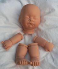 Nuevo & raramente Val Shelton vinilo kit para rebornbaby reasee Asleep procedentes de EE. UU.