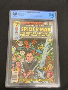 MARVEL TEAM-UP #74, (1978), Marvel Comics, CBCS 9.8, White Pages, SPIDER-MAN