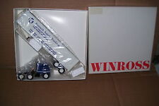 1985 Kenneth Sagely Trucking Van Buren AK Winross Diecast Trailer Truck