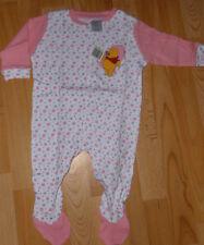 Schlafanzug Overall Disney Winnie Pooh Größe 74 / 80