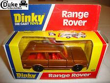 DINKY 192 RANGE ROVER - VN MINT in original BOX