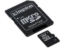 8GB Kingston microSDHC CL4 memory card