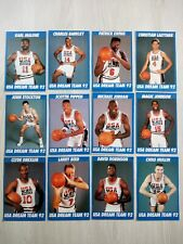 MICHAEL JORDAN AND THE DREAM TEAM 92 -  5 MAJEUR FRENCH MAGAZINE BASKET
