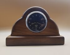Vintage Smiths Classic Car Dashboard Clock Mantle Clock Conversion Working Order