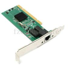 Gigabit Ethernet LAN Low Profile PCI Network Controller Card Module 10/100/1000M