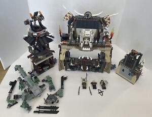 Lego Ninjago Dragon Pit Set 70655 ***NOT Complete***