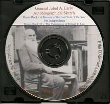 General Jubal A. Early Duo - Civil War History