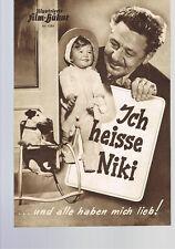 IFB Nr. 1581 Ich heisse Niki ( Paul Hörbiger )