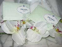 "Prada Milano ""Infusion D'Iris"" Women's Eau De Toilette. 0.05 oz. New. Lot of 2."