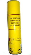 bouteille gaz recharge briquet 250ml