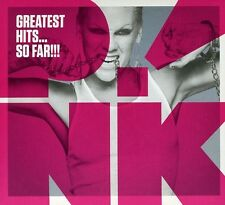 P!nk, Pink - Greatest Hits: So Far [New CD] Clean