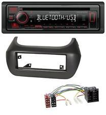Kenwood AUX USB MP3 CD Bluetooth Autoradio für Fiat Fiorino Qubo Citroen Nemo Pe