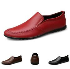 Mens Slip on Breathable Loafers Soft Round Toe New Flats Driving Moccasins Shoes