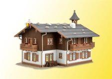 Vollmer 43706 HO Mountain Restaurant # NEW ORIGINAL PACKAGING #
