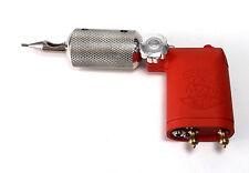 TATTOOMASCHINE Hammer ROTARY IG-7 R - ROT / RED -NEU -LINER/SHADER - INKgrafiX®