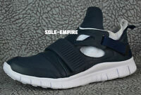 Nike Free Huarache Carnivore SP 801759-413 Obsidian Blue White Catalina Mens NEW