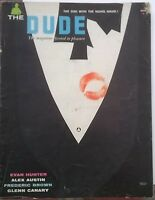 "DUDE Magazine March 1960 ""Portfolio"" story by Frederic Brown"